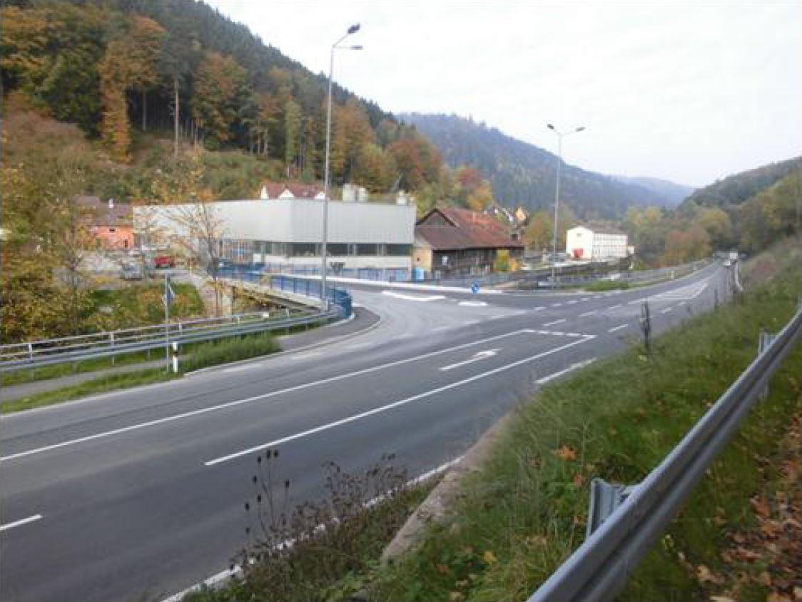 Neubau sannwaldbrücke Calw