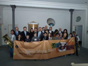 Ludwigsburger Fonds Jungend, Bildung, Zunkunft