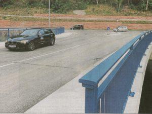 Neubau der Sannwaldbrücke in Calw