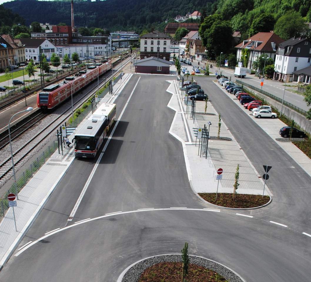 ZOB – Oberndorf am Neckar