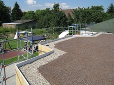 Flachdachsanierung Kindergärten Bismarck- und Silcherstrasse – Tamm