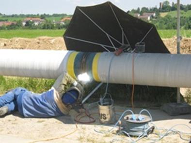 Gashochdruckleitung Asperg – Markgröningen