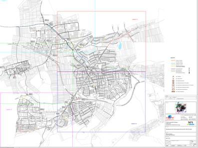 Hydrodynamische Kanalnetzberechnung – Gruppenklärwerks – Ditzingen