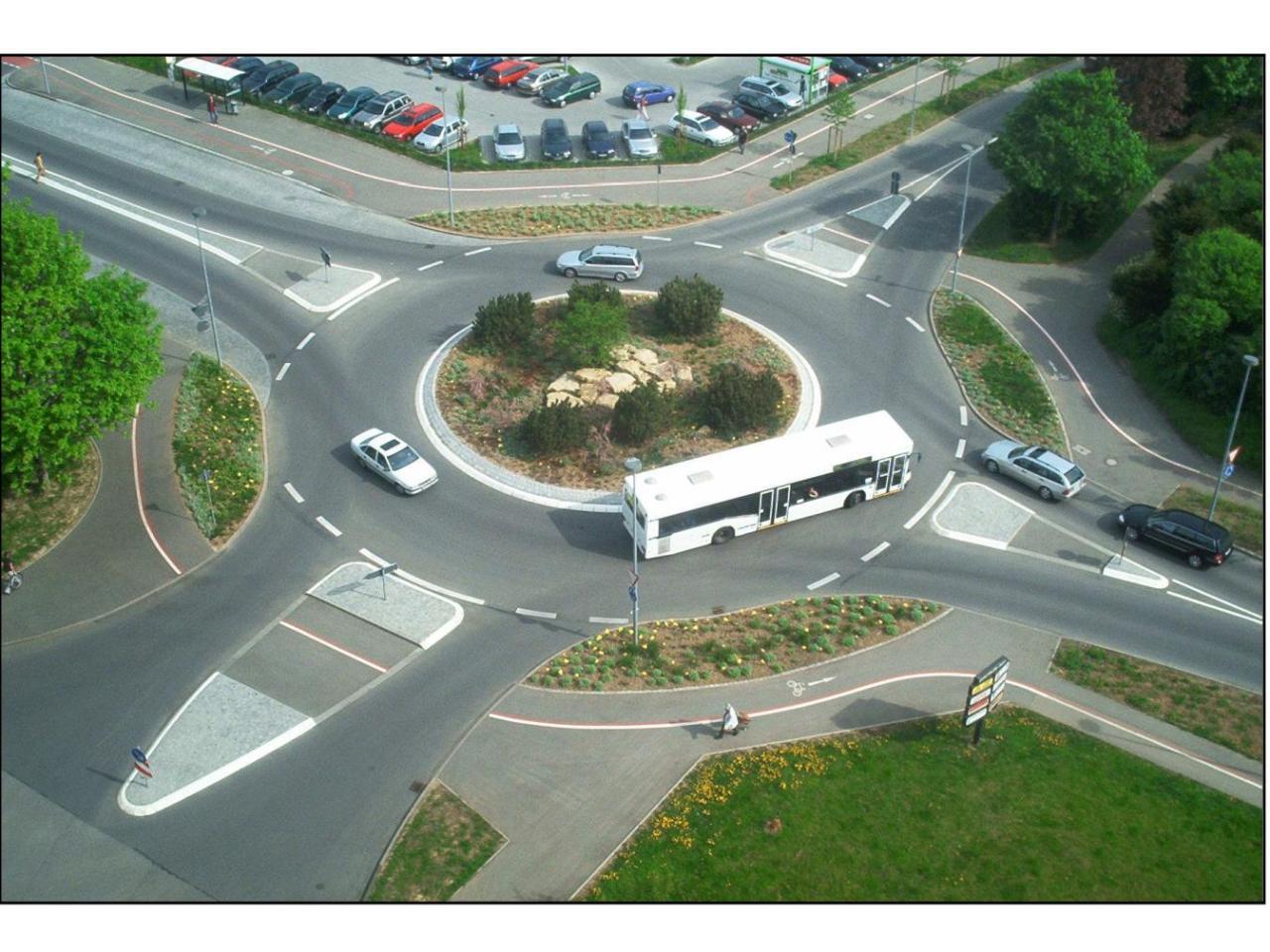 Kreisverkehr – Wohnpark Neckarstrasse – Kornwestheim