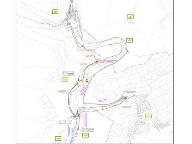 Stilllegung Kläranlage Holzbronn – Abwasserdruckleitung Holzbronn-Station Teinach