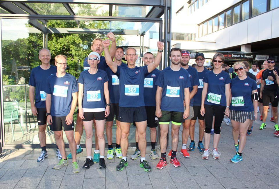 CityLauf 2016 ISTW Team