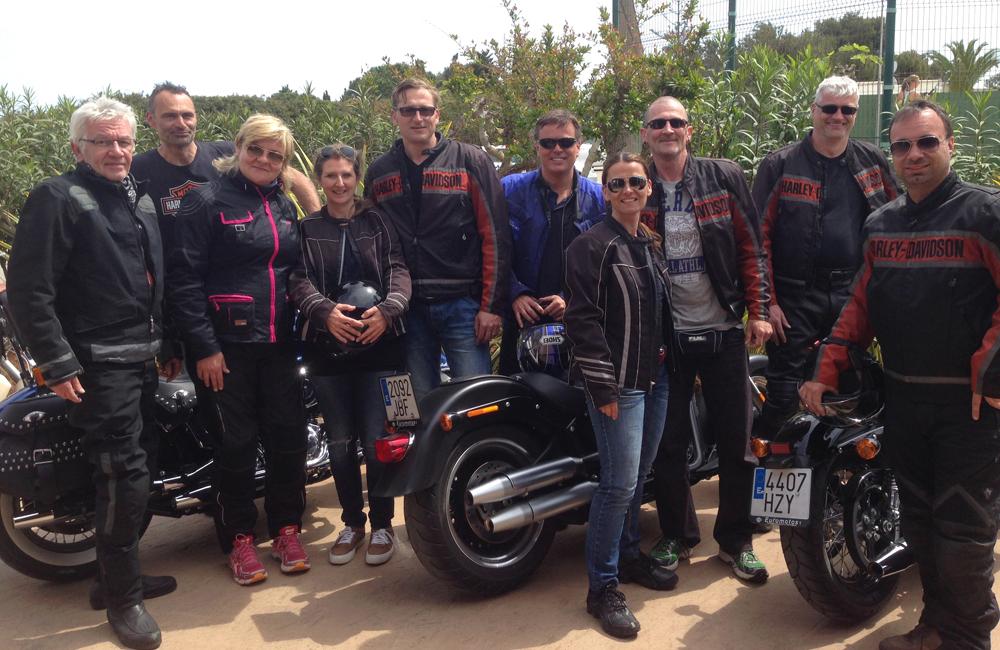 Ausfahrt Mallorca